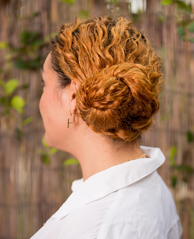 Incredible Top 8 Curly Professional Hairstyles You Can Wear To Work Short Hairstyles For Black Women Fulllsitofus