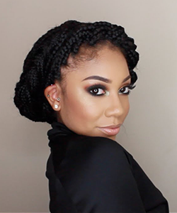 4 Work Natural Hairstyles You Actually Want to Wear