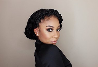 4 Work-Appropriate Natural Hairstyles You Actually Want to Wear