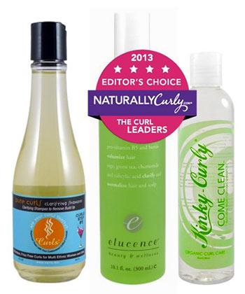 Natural clarifying shampoo for black hair