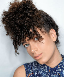 How Curly Girls Rock Bangs in 2016