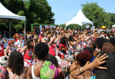 The Hottest Natural Hair Events Happening in August