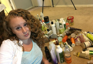 It's Time To Declutter Your Hair Product Stash