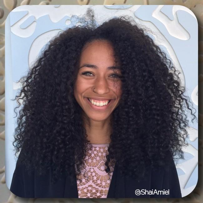 long layers curly haircut