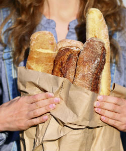 Can Eating Bread Crust Really Give You Curly Hair?