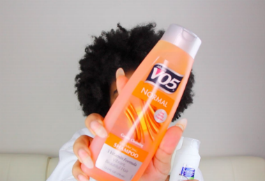 I Did My Hair With All Throwback Products, Here's What Happened