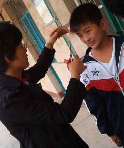 How Chinese Schools Are Fighting Back Against Trendy Hairstyles