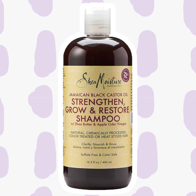 Natural Organic Shampoo For Curly Hair