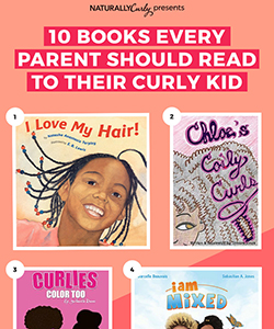 10 Books Every Parent Should Read to Their Curly Kid