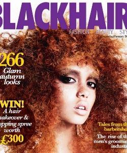 Blackhair Magazine Apologizes For 'Accidentally' Posting White Cover Model