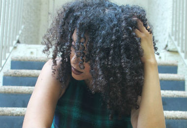 It's Dry Scalp Season--Here's How to Treat Yours