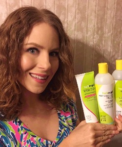 Here's What I Thought of the new DevaCurl Products Made for Wavy Hair