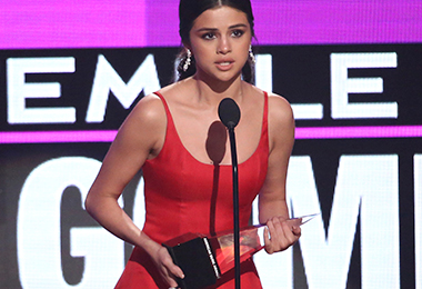 Why Every Survivor Needs to Hear Selena Gomez's Touching AMAs Speech NOW
