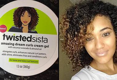 Win The Amazing Dream Curls Giveaway by Twisted Sista