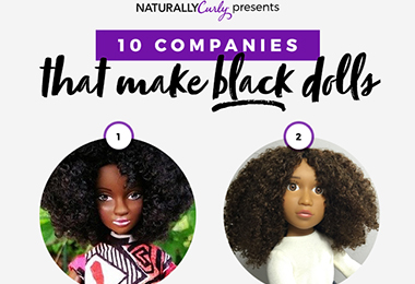 10 Companies That Make Black Dolls