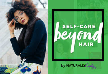 How I Practice Self-Care Through Thrifting