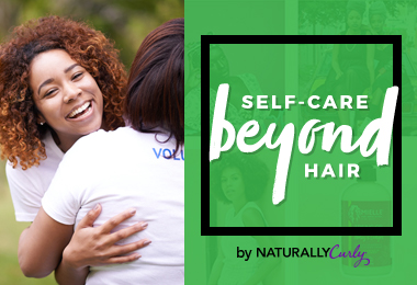 Self-Care Includes Community Action and Volunteer Work