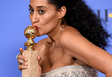 The Golden Globes Speech Every 'Colorful Woman' Needs to Hear