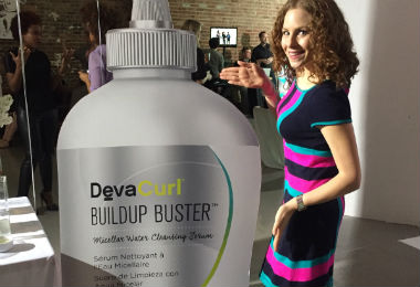 I Went to the DevaCurl Buildup Buster Launch Event!