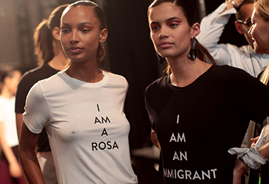 These Designers Used New York Fashion Week to Make a Powerful Statement